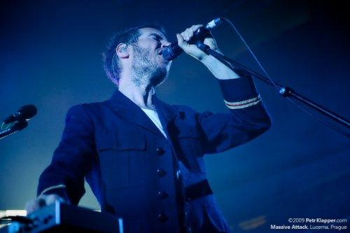 Massive Attack, fot. Petr Klapper (petrklapper.com)
